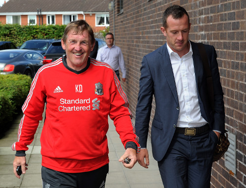 King Kenny and Charlie Adam, two