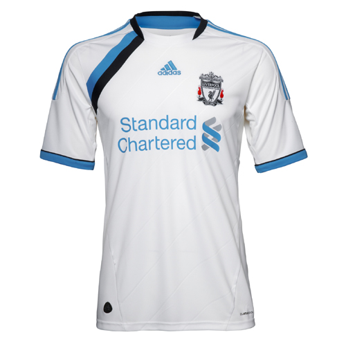 new style ae4c2 e5c9a New third kit for 2011-12 - Liverpool FC