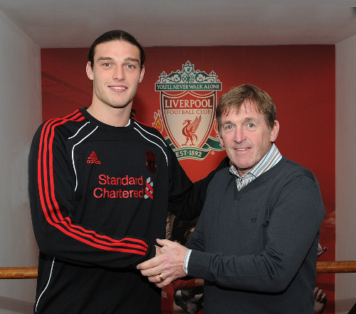 Andy Carroll – The £35 million gamble