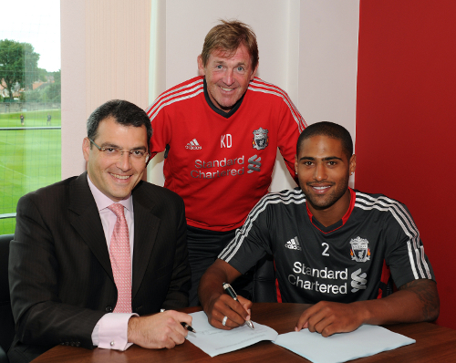 Glen Johnson signs contract extension