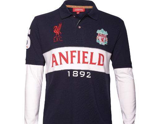8e56a1763 Xmas gift No.13: LFC polo shirt - Liverpool FC